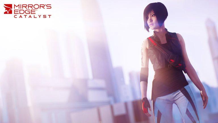 La beta cerrada de Mirror's Edge Catalyst arrancará la próxima semana