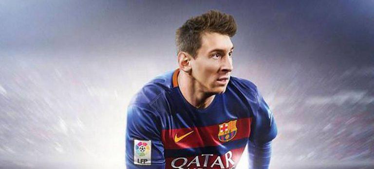 Messi dejará de ser la imagen de FIFA