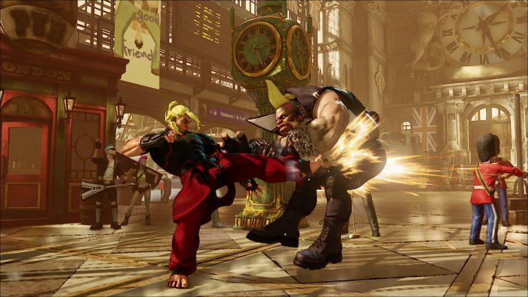 Así se castigará el rage-quit en Street Fighter V