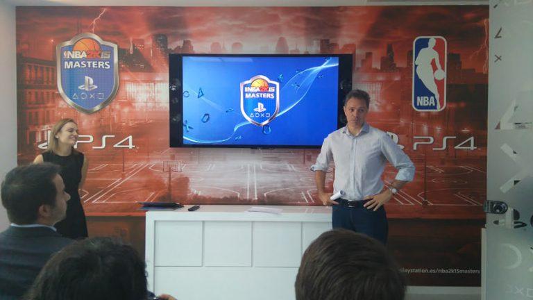PlayStation y NBA lanzan la primera competición oficial de e-sports de la NBA en España