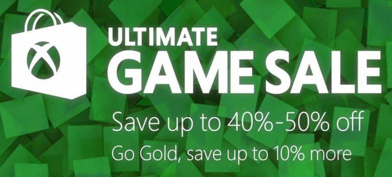 Estos son los juegos disponibles en la Ultimate Game Sale para Xbox One y 360