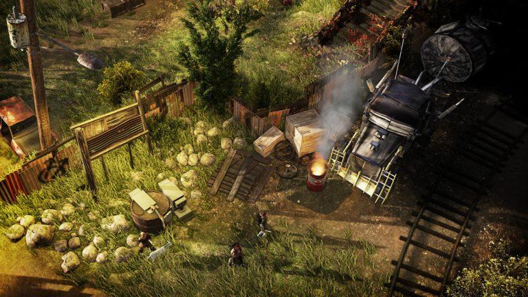Tráiler de lanzamiento de Wasteland 2 Director's Cut