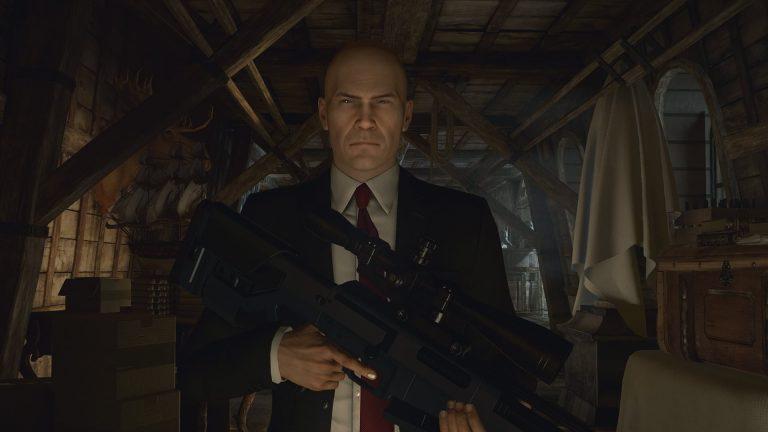 Vídeo de una sesión de juego a la misión «Showstopper» de Hitman