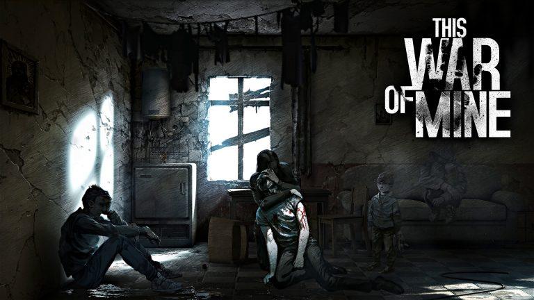 Tráiler de lanzamiento de This War of Mine: The Little Ones