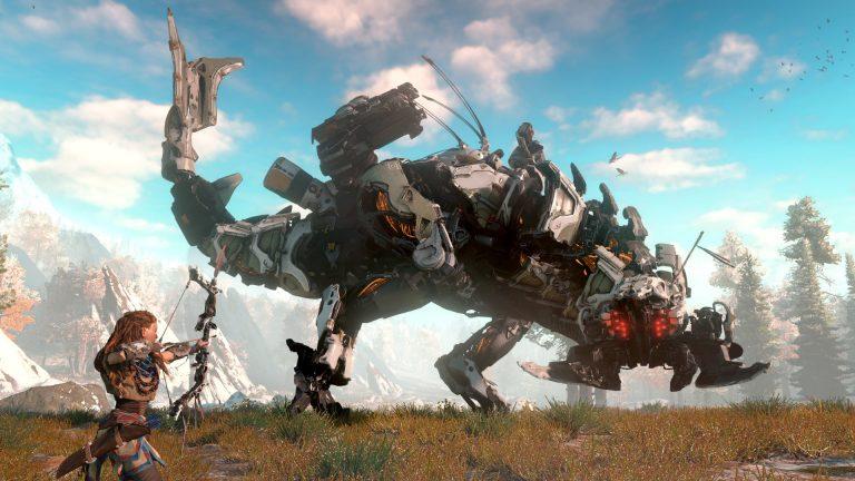 Horizon: Zero Dawn se muestra con un nuevo gameplay