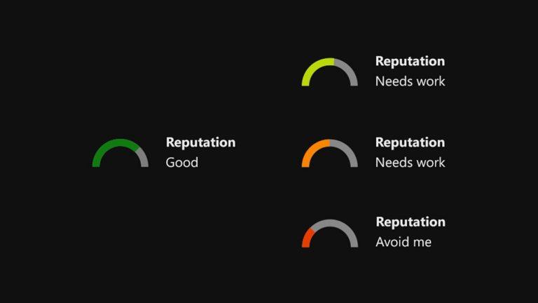 Xbox One mejorará el sistema de reputación de usuarios
