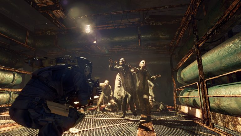 Nuevo vídeo de juego con detalles tácticos y características de Umbrella Corps