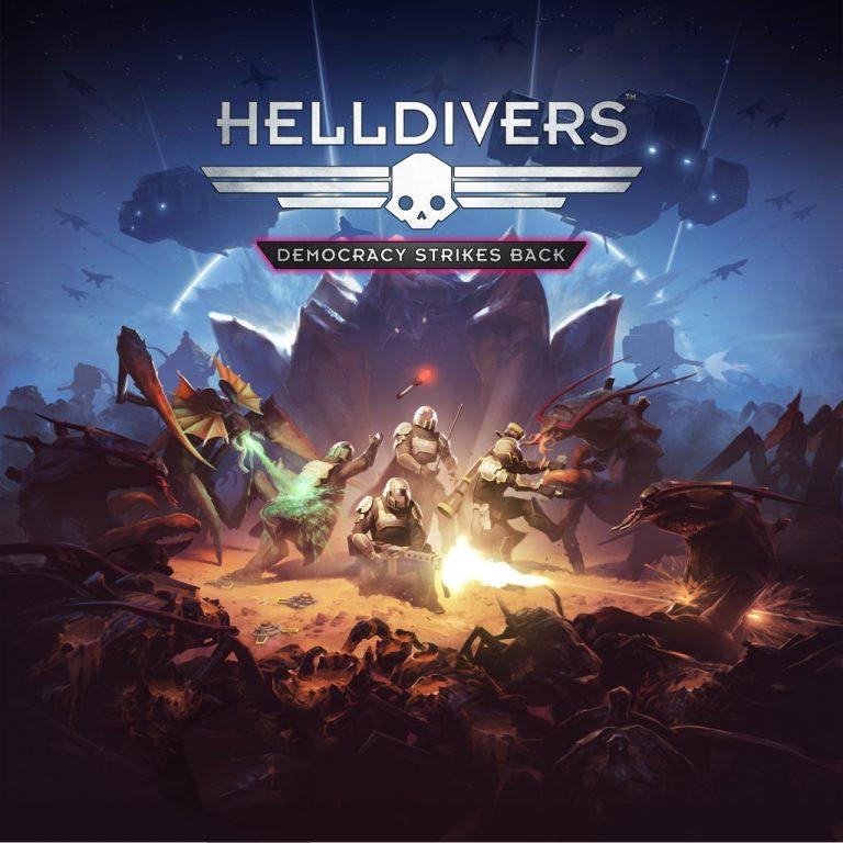 Llega Helldivers: La Democracia Contraataca a PS4