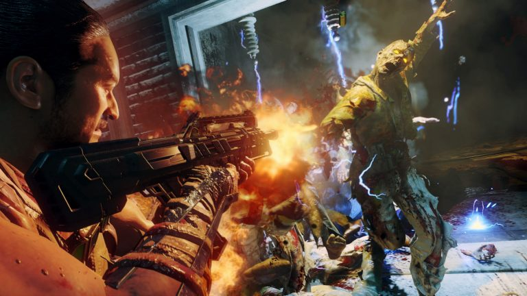 The Giant, mapa extra del modo zombies de Call of Duty: Black Ops III