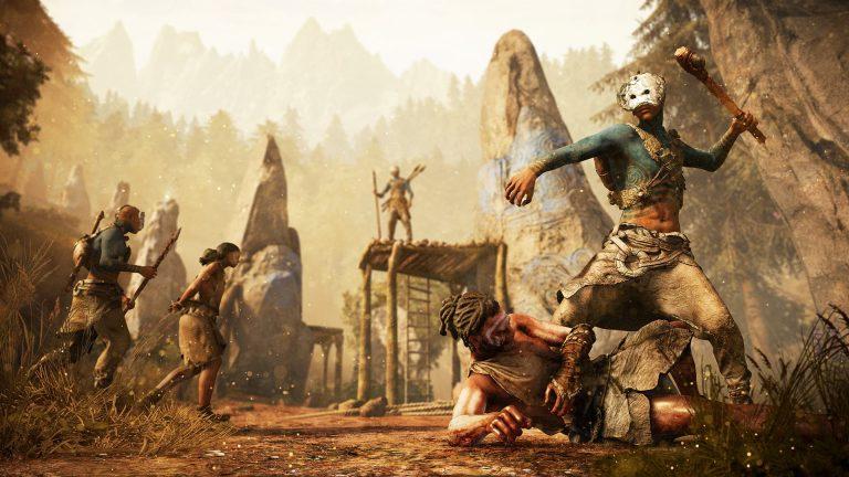 Far Cry Primal muestra un nuevo tráiler de imagen y acción real