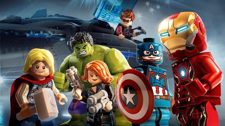 DLC de Ant-Man para LEGO Marvel Vengadores gratis para PS4 y PS3 por tiempo limitado