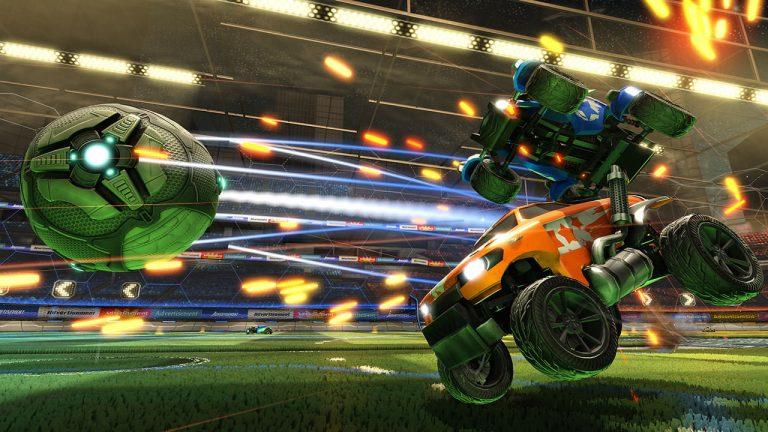 Rocket League llegará a las tiendas el 23 de Junio