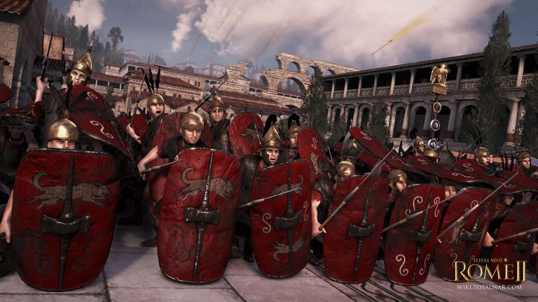 Disponible la edición Spartan de Total War: ROME II