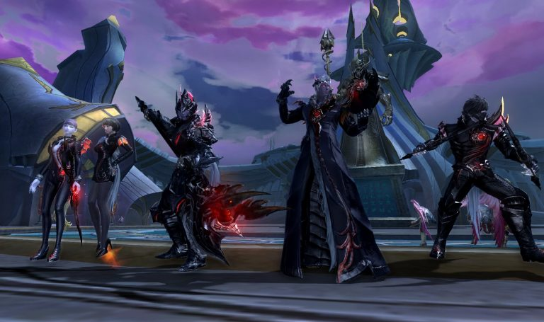 AION Free-to-Play ya está disponible en STEAM