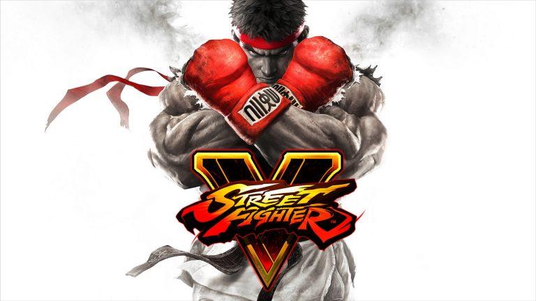 Tráiler de lanzamiento de Street Fighter V