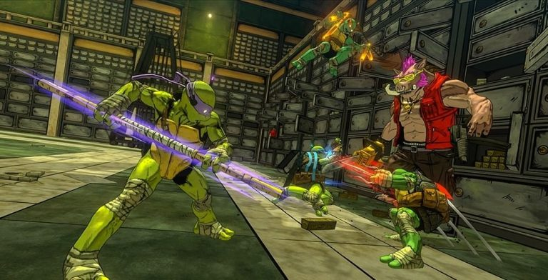 Anunciado oficialmente Teenage Mutant Ninja Turtles: Mutantes en Manhattan