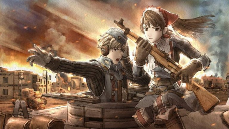 Anunciado el lanzamiento europeo de Valkyria Chronicles Remastered