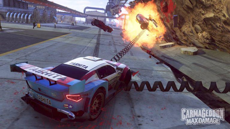 Carmageddon: Max Damage estará disponible el 3 de junio