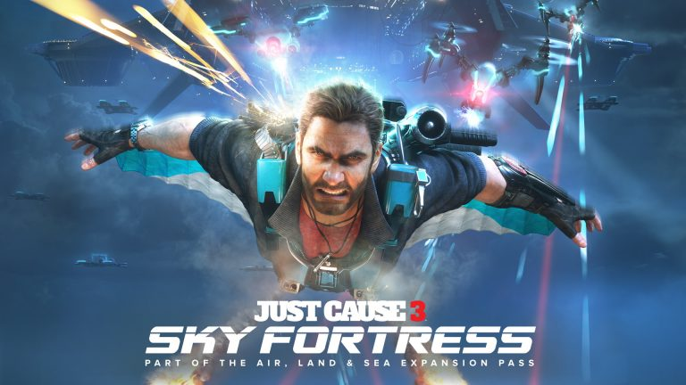 Ya disponible el pack Sky Fortress para Just Cause 3