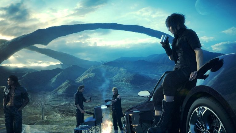 Un tour virtual por las Maravillas del Mundo de Final Fantasy XV en un nuevo vídeo
