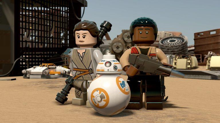 Nuevo vídeo gameplay de LEGO Star Wars: El Despertar de la Fuerza