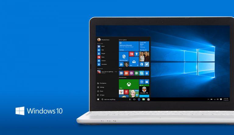Microsoft completa la versión de Windows 10 para el gobierno Chino
