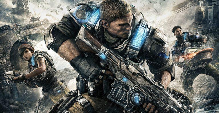 Gears of War 4 saldrá con 10 mapas multijugador e incluirá gratis nuevos mensualmente