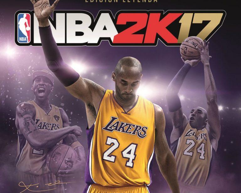 El legado de Kobe Bryant seguirá vivo en la Edición Leyenda de NBA 2K17