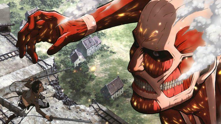 A.O.T. Wings of Freedom disponible en agosto para PS4 y Xbox One