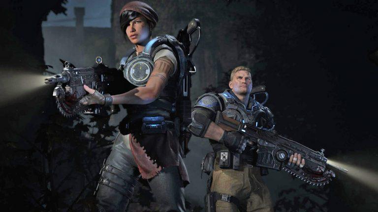 Mañana, primer tráiler de Gears of War 4