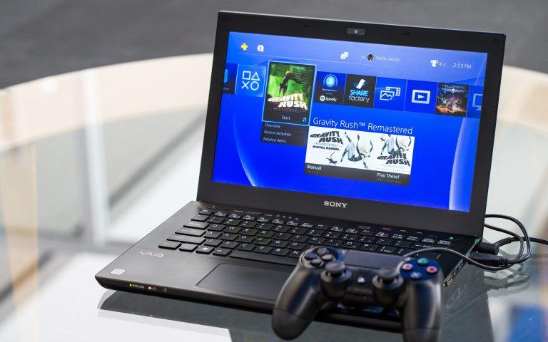 Ya disponible la actualización 3.50 para PS4 con el juego remoto desde PC y Mac