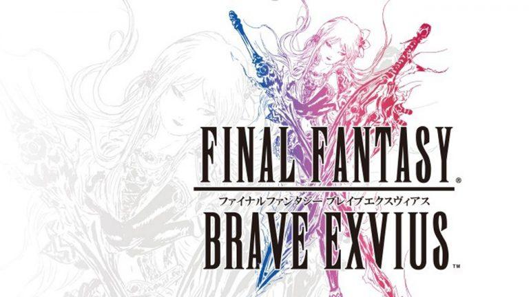 Square Enix anuncia el lanzamiento europeo de FINAL FANTASY: BRAVE EXVIUS
