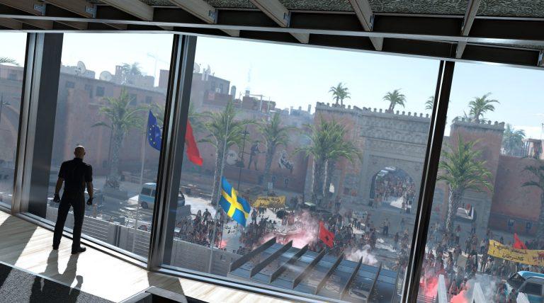 Se confirma la fecha de lanzamiento de Marrakech, el Episodio 3 de Hitman